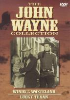 John Wayne Collection - Vol. 5: Winds Of The Wasteland/Lucky Texan