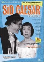 Sid Caesar Collection - Buried Treasures: Box Set