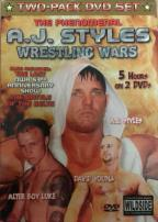 Phenomenal A.J. Styles: Wrestling Wars