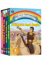 Old Testament Bible Stories For Children - Solomon And David