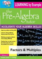 Pre-Algebra Tutor: Factors & Multiples