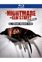 Nightmare on Elm Street Collection: The Original First 7 Nightmares!