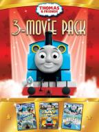Thomas & Friends: 3-Movie Pack