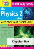 Physics 2 Tutor: Doppler Shift
