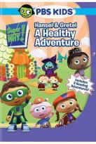 Super Why!: Hansel & Gretel - A Healthy Adventure