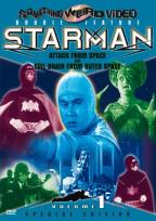Starman: Volume 1 - Attack From Space/ Evil Brain From Outer Space
