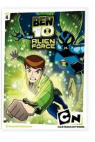 Cartoon Network: Ben 10 Alien Force - Volume Four