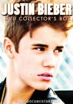 Justin Bieber DVD Collector's Box