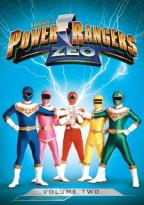 Power Rangers Zeo, Vol. 2