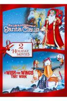 Life & Adventures of Santa Claus/Opus n' Bill in A Wish for Wings That Work