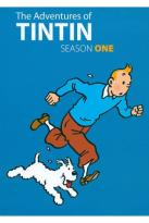 Adventures Of Tintin - The Complete First Season