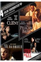 John Grisham: 4 Film Favorites