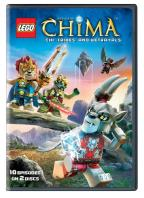LEGO: Legends of Chima - Chi, Tribes, and Betrayals