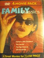Family Classics Volume 11 - 4-Movie Pack