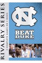 NCAA Rivalry Series - UNC over Duke