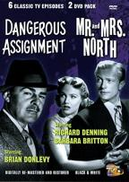 Prime Time TV From The Early Days - Dangerous Assignment/Mr. & Mrs. North