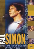 Paul Simon - Live At The Tower Theater