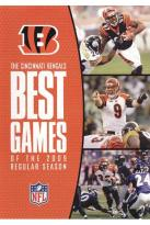 NFL: The Cincinnati Bengals - Best Games of 2009 Regular Season
