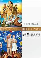 Nim's Island/Mr. Magorium's Wonder Emporium: Double Feature