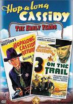 Hopalong Cassidy: 3 on the Trail/Hopalong Cassidy Returns