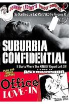 Johnny Legend's Deadly Doubles Vol. 6 - Suburbia Confidential/Office Love - In