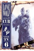 Lone Wolf and Cub TV - Volume 6, Episodes 23-26
