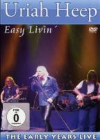 Uriah Heep: Easy Livin' - The Early Years Live