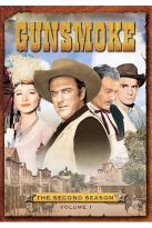 Gunsmoke - The Second Season, Volume 1