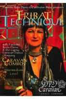 Paulette Rees - Denis & the Gypsy Caravan: Tribal Technique, Vol. 7 - Caravan Combos