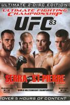 UFC 83: Serra vs St. Pierre