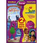 Barney: Land of Make Believe/Happy, Mad, Silly, Sad