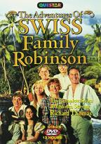 Adventures Of Swiss Family Robinson - The Complete Series