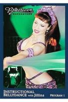 Instructional Bellydance with Jillina - Program 1