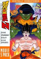 Dragon Ball Z: Movie Pack Collection One