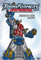 Transformers Armada: Season 1 Part 1