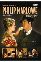 Philip Marlow: Private Eye - Season 1