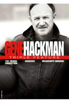 Gene Hackman - Triple Feature