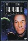 "Patrick Stewart Narrates ""The Planets: Epoch 2000"""