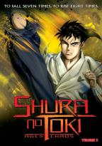 Shura no Toki: Age of Chaos - Vol. 3