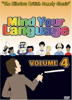 Mind Your Language - Vol. 4
