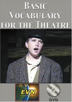 Basic Vocabulary for the Theatre