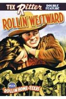 Tex Ritter Double Feature: Rollin' Westward / Rollin' Home To Texas