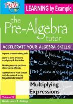 Pre-Algebra Tutor: Multiplying Expressions
