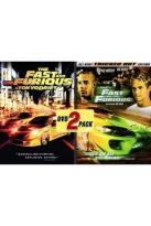 Fast And The Furious: Tokyo Drift/The Fast And The Furious