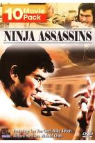 Ninja Assassins 10 Pack