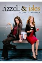 Rizzoli &amp; Isles - The Complete First Season