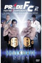 PRIDE Fighting Championships - Shockwave 2004