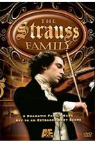 Strauss Family: 4 Volume Gift Boxed Set