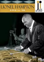 Jazz Icons - Lionel Hampton: Live in '58