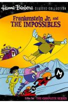 Hanna-Barbera Classic Collection - Frankenstein Jr. and the Impossibles - The Complete Series